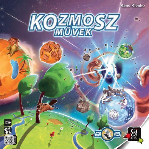 Kozmosz Művek társasjáték