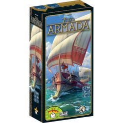 7 Csoda Armada kiegészítő társasjáték