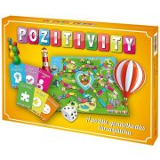 Pozitivity személyiségfejlesztő társasjáték