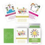 Boldogító erősségek kártya