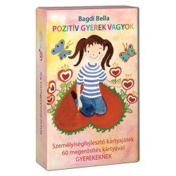 Pozitív gyerek vagyok kártya
