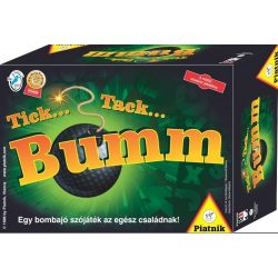 Tick Tack Bumm-2013 kiadás