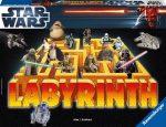 Star Wars labirintus társasjáték