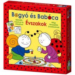 Bogyó és Babóca: Évszakok társasjáték szett