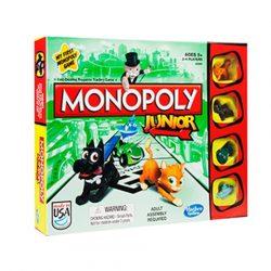 Monopoly Junior Party társasjáték