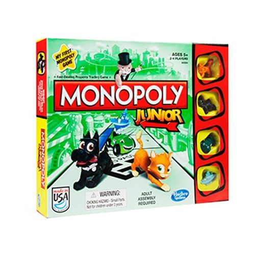 Monopoly Junior Party társasjáték
