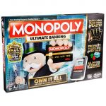 Monopoly - Teljeskörű bankolás társasjáték