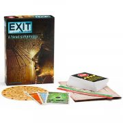 EXIT - A fáraó sírkamrája szabaduló szoba társasjáték