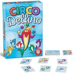 Circo Delfino kártyajáték