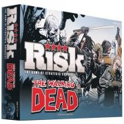 The Walking Dead Rizikó Angol nyelvű társasjáték