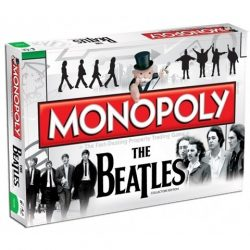 The Beatles Monopoly társasjáték - Hasbro