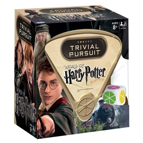 Trivial Pursuit Harry Potter társasjáték - Hasbro