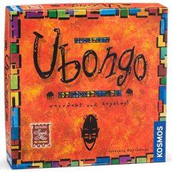 Ubongo (magyar kiadás) társasjáték