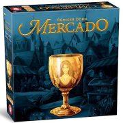 Mercado (magyar kiadás) társasjáték