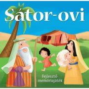 Sátor-ovi fejlesztő memóriajáték