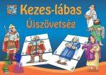 Kezes-lábas Újszövetség családi gyűjtögetős társasjáték