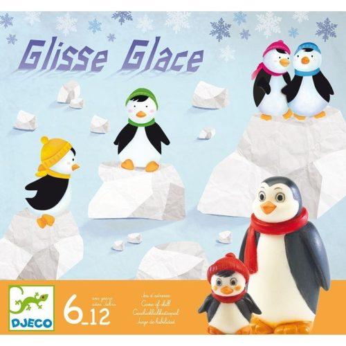 Pingvin fogócska - Taktikai ügyességi társasjáték - Free slide - Djeco
