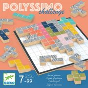 Polyssimo - Logikai társasjáték - Polyssimo - Djeco