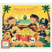 Kincskereső - Party játék - Pirate Party