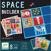 Űrépítő - Logikai társasjáték - Space builder - Djeco