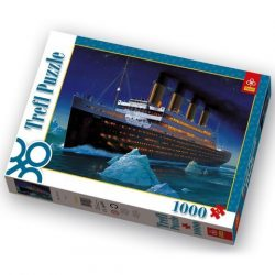Titanik 1000 db-os puzzle