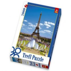 Eiffel torony 2000 db-os puzzle
