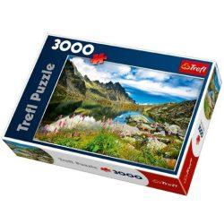 Tátra tó 3000 db-os puzzle