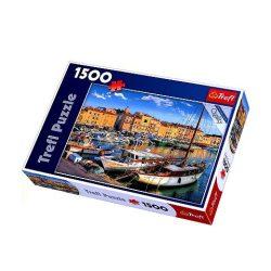 Saint Tropez puzzle 1500db-os