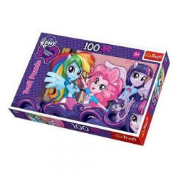 Equestria lányok suli után 100db-os puzzle