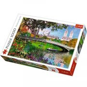 New York Central Park 1000db-os puzzle -Trefl puzzle