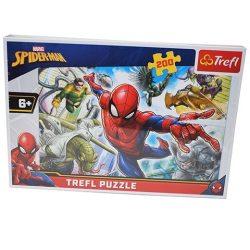 Pókember Szuperhõsnek született 200 db-os Puzzle