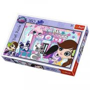 Littlest Pet Shop 160 db-os puzzle