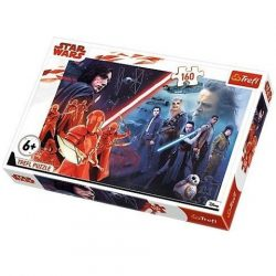 Star Wars - Az utolsó Jedik 160 db-os puzzle