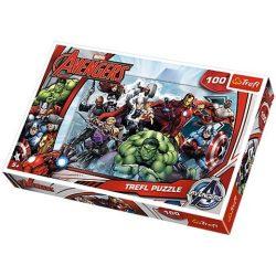 Bosszúállók: Támadás 100 db-os puzzle