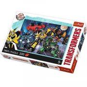 Transformers: Autobotok 100 db-os puzzle