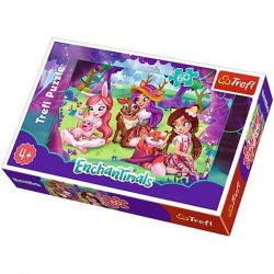 Enchantimals 60db-os puzzle