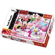 Minnie Egér és Daisy kacsa 30db-os puzzle