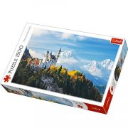 Bajor-Alpok puzzle 1500db-os