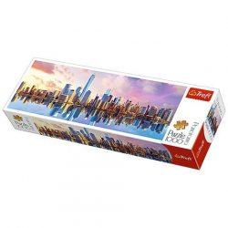 Panoráma puzzle Manhattan 1000db-os
