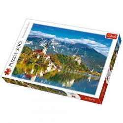 Szlovénia Bled 500 db-os puzzle