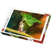 Zöld esernyõ 500db-os puzzle
