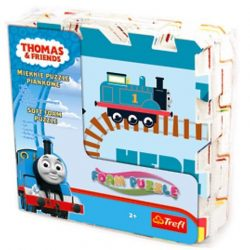 Thomas a gõzmozdony szivacs puzzle