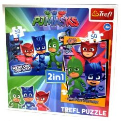 Pizsihõsök 2x50db-os puzzle