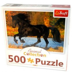 Animal Collection: vágtató paripa 500db-os puzzle
