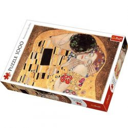 Gustav Klimt: Csók 1000db-os puzzle -Trefl puzzle