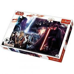 Star Wars - Az utolsó Jedik 260 db-os puzzle