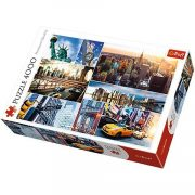 New York 4000 db-os puzzle