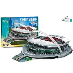Wembley Stadion 3D puzzle 89db-os
