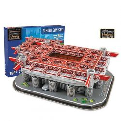 FC Internazionale San Siro stadion 3D puzzle 193db-os