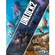 Unlock 2 - Rejtélyes kalandok  társasjáték
